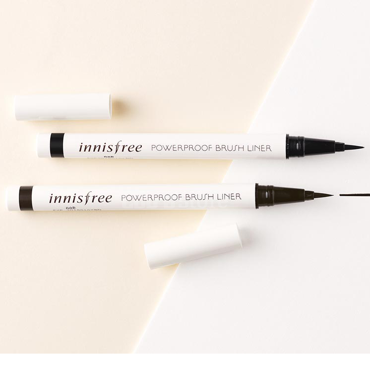 Kết quả hình ảnh cho Innisfree Powerproof Pen Liner