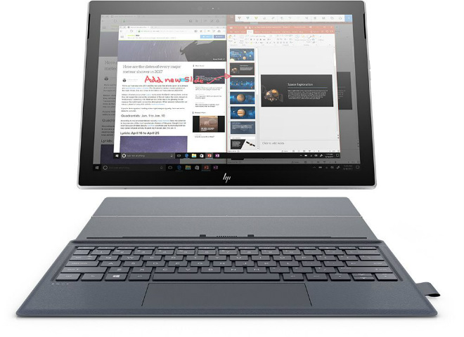 Envy X2: Laptop ARM HP đầu tiên chạy Windows 10