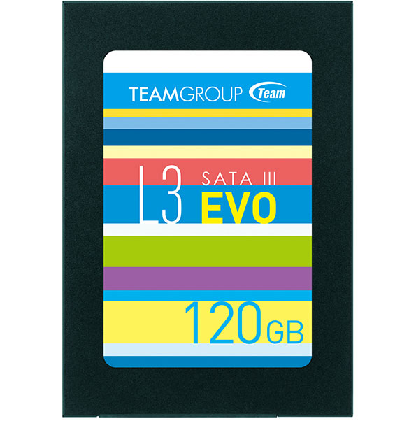 SSD Team L3 EVO 2.5 120GB