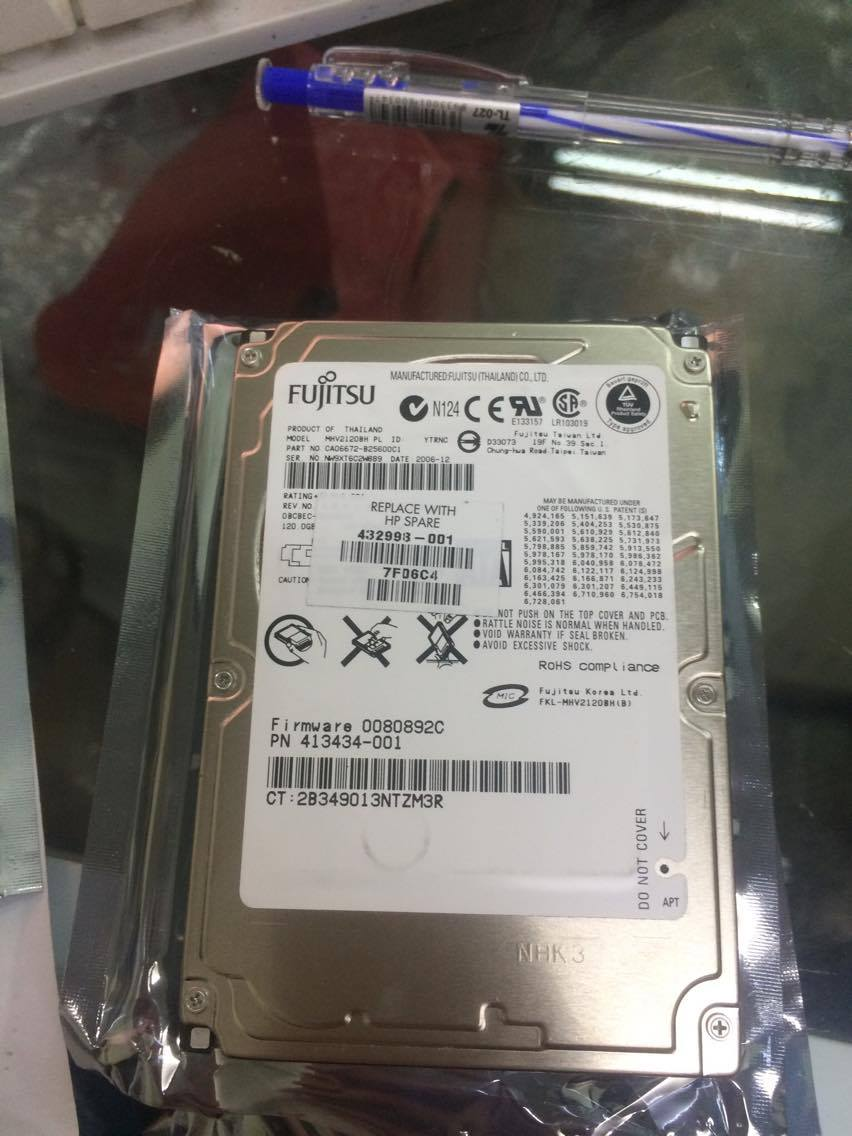 Ổ Cứng Laptop HDD 120GB