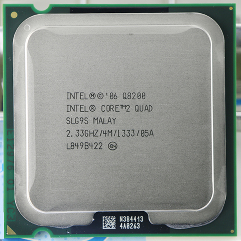 Intel Core 2 Quad Q8200S