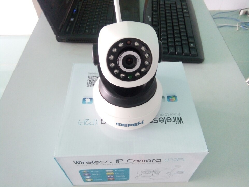 Camera IP WIFI Siepem S6203Y-WR