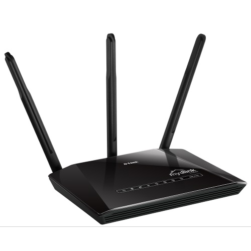 Wireless router DIR-619L
