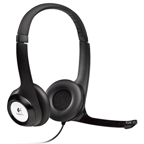 Head Phone Logitech H390