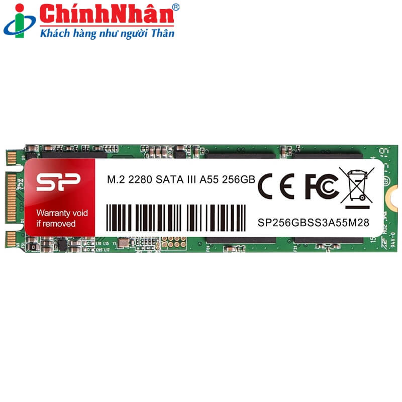 SSD Silicon Power A55 SP256GBSS3A55M28