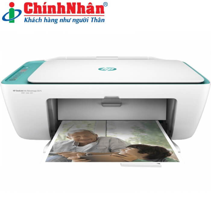 HP Deskjet Ink Advantage 2675 AlO V1N02B