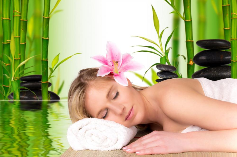 Lotus spa massage