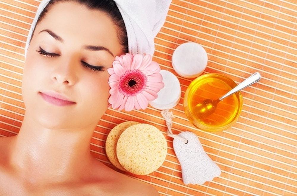 Basic facial skin care