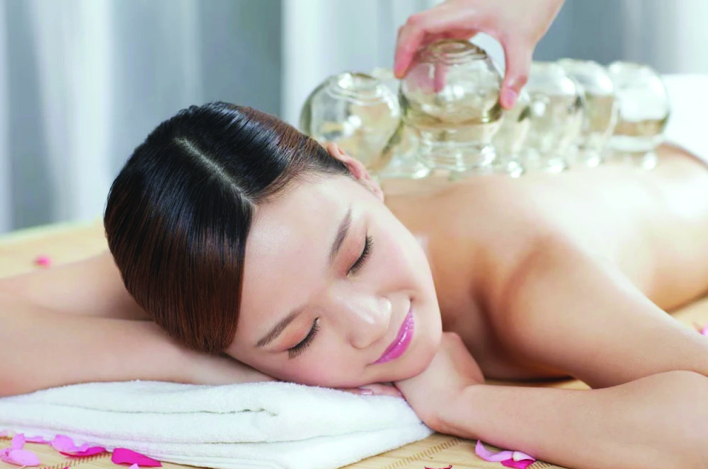 Vietnamese traditional massage therapy