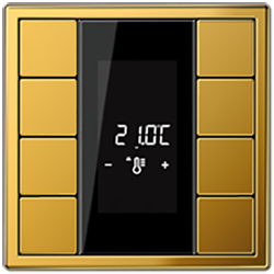 Jung - Công tắc có màn hình -  dòng F50