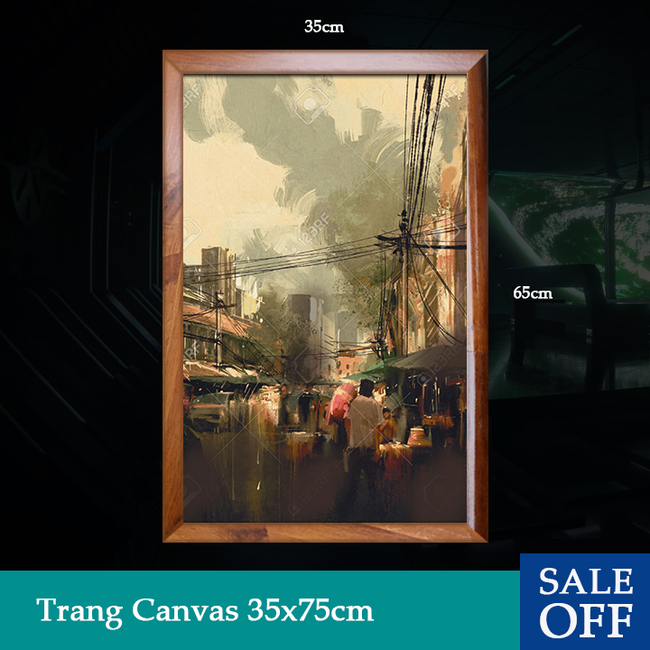 tranh-treo-tuong-phong-khach-bst-art-in-street-vai-canvas-chat-lieu-tho-chat-khu