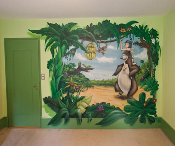 vẽ tranh tường tại thái nguyên