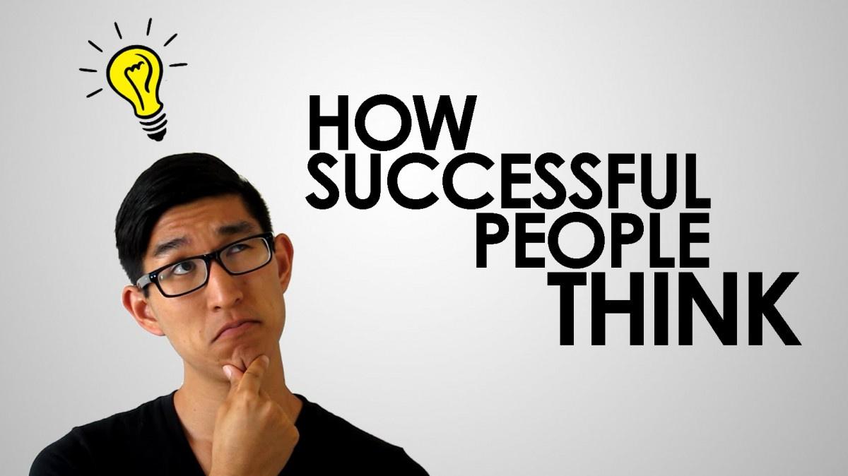 Image result for Tư duy, yếu tố quyết định sự thành công của doanh nhân