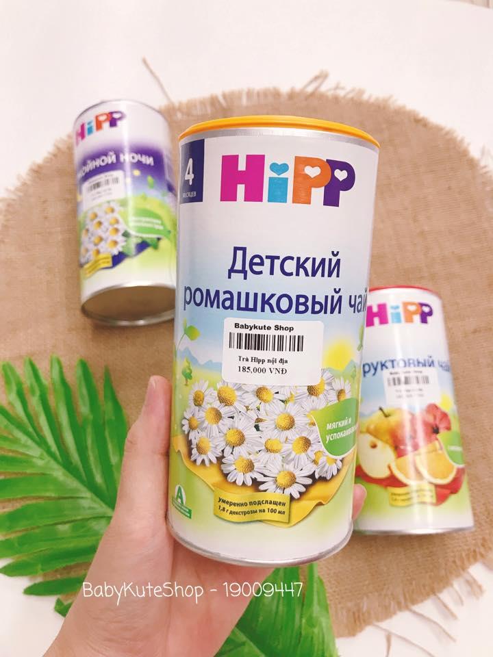 Trà Hipp vị hoa cúc 4m+