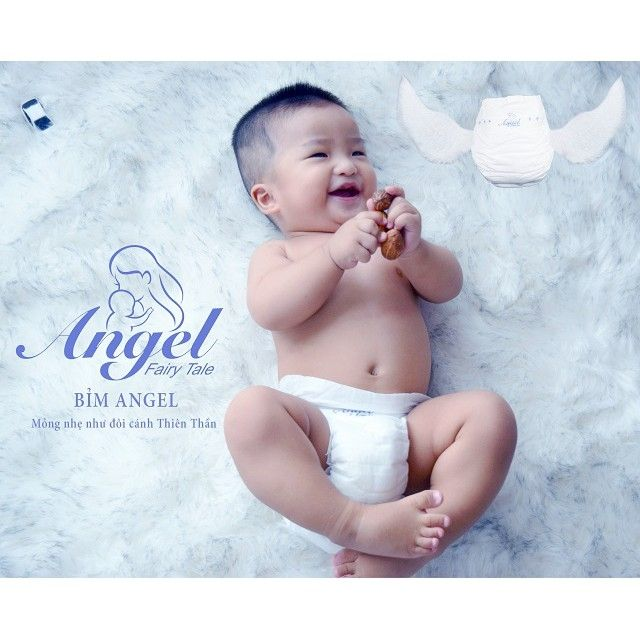 BỈM QUẦN ANGEL XL36
