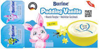 Cháo sữa Burine vị vani (Từ 6 tháng)