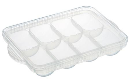 Khay trữ thức ăn Skater 8 ngăn 30ml