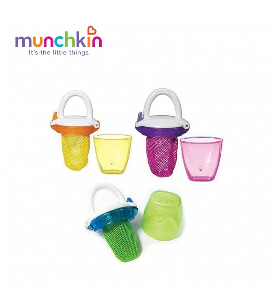 Túi nhai chống hóc Munchkin dạng lưới