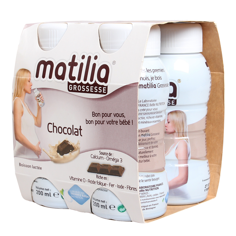 SỮA BẦU MATILIA SOCOLA
