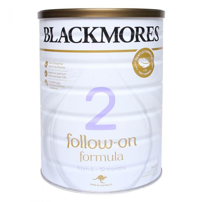 Sữa BLACKMORE Số 2 ( Dành cho bé từ 6 - 12 tháng tuổi )