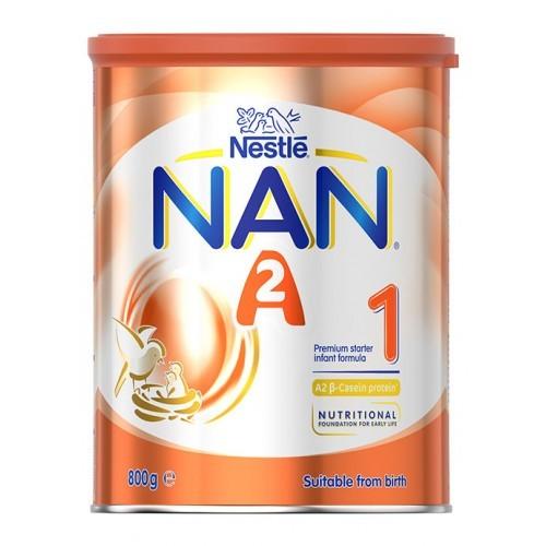 Sữa NAN A2 Úc Số 1 ( Dành cho bé từ 0 - 6 tháng tuổi )