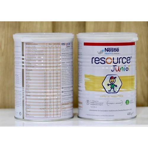 Sữa Resource Junior ( Dành cho bé từ 1 - 10 tuổi )