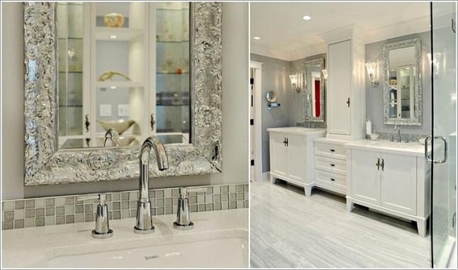 Chọn mua gương phòng tắm cần lưu ý những gì