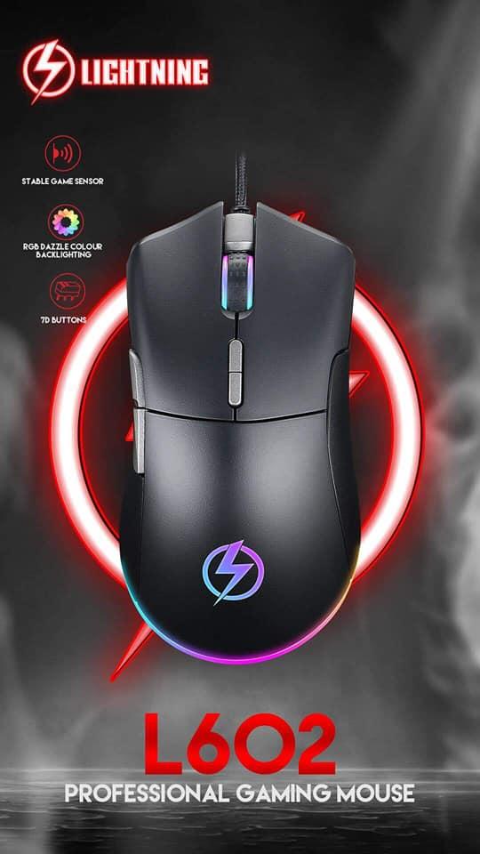 Chuột Lightning Gaming L602