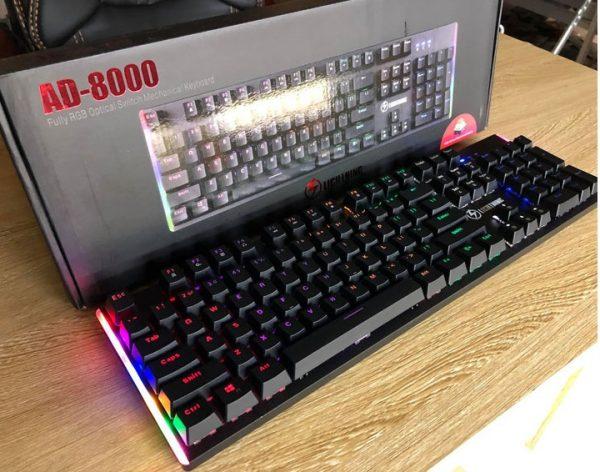 Bàn phím cơ Lightning AD-8000