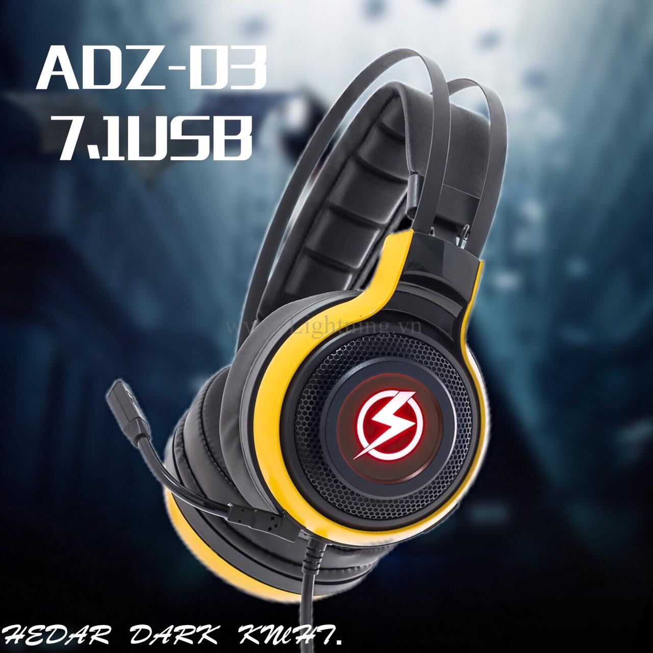 Tai nghe Gaming Lightning ADZ03
