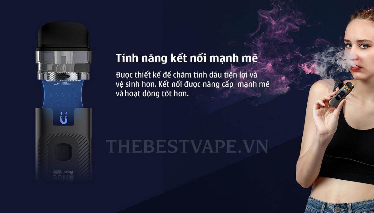 Bán máy pod system Veego Pod Mod Kit 30W giá rẻ hot hcm hn - The Best Vape