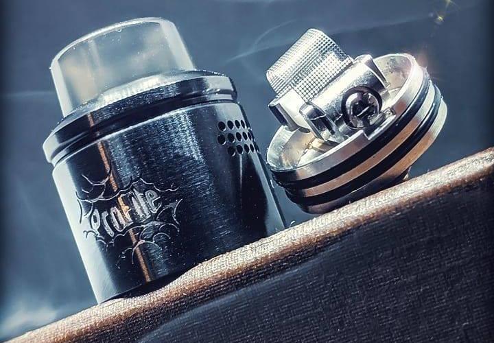 Đầu đốt vape Wotofo PROFILE RDA  chính hãng shisha thuốc lá điện tử