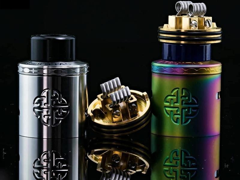 Vape đầu đốt AEQUITAS chính hãng giá rẻ shisha thuốc lá điện tử