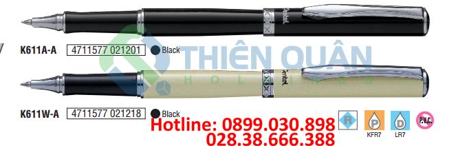 Bút bi mực nước kim  loại cao cấp - 07mm