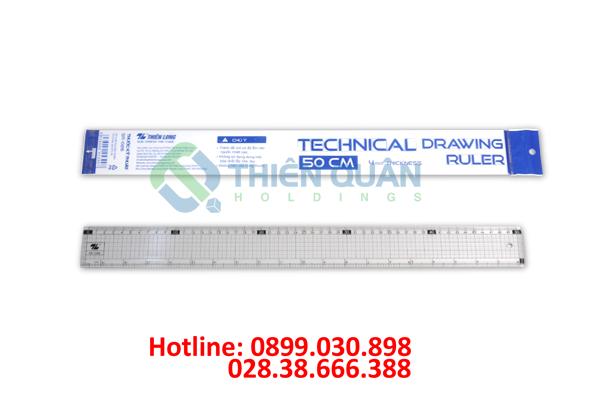 Thước thẳng SR-026 50cm