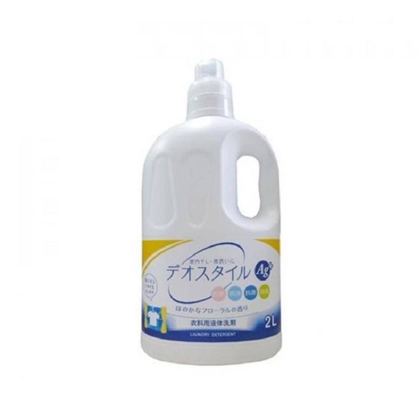 Nước giặt DEO ion kháng khuẩn Ag+ 2kg (dạng chai)