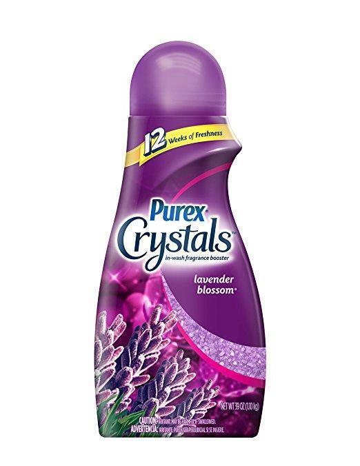 Hạt xả vải Purex Crystal Lavender Blossom (1,36kg)/ 1,1kg
