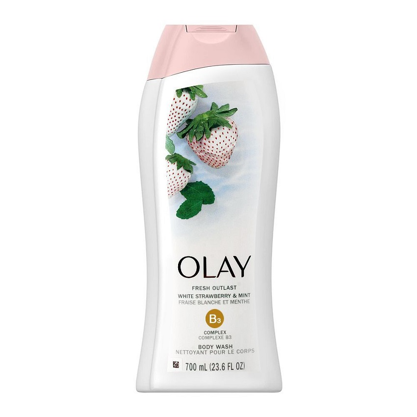 Sữa Tắm Olay 650ml nhiều hương - Hàng USA