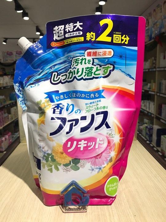 Nước giặt cao cấp Kaori 1,65kg