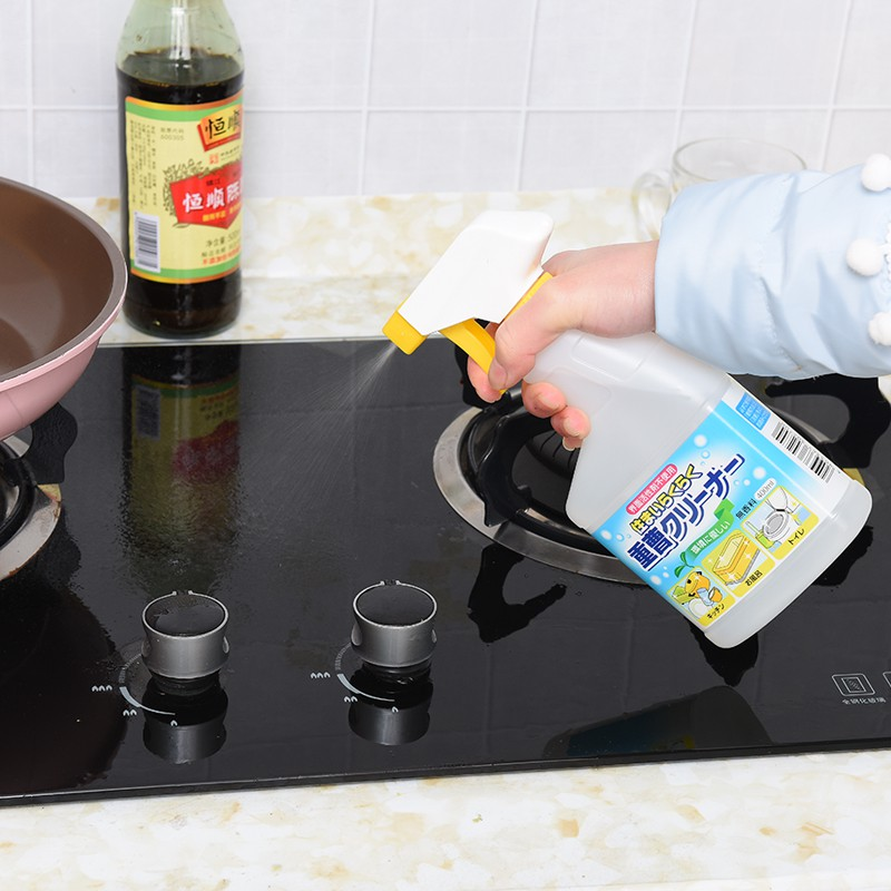 Chai xịt baking soda 400ml Rocket