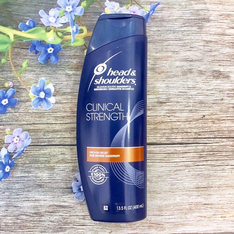 Dầu gội Head & Shoulders Clinical Strength 400ml