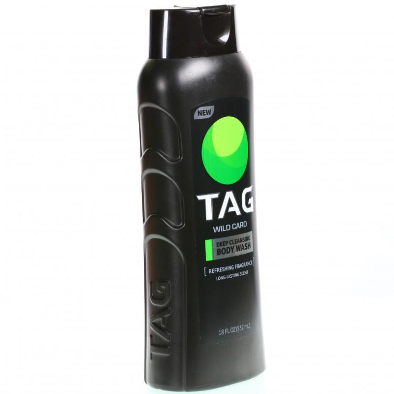 TAG Body Wash, Wild Card 532ml
