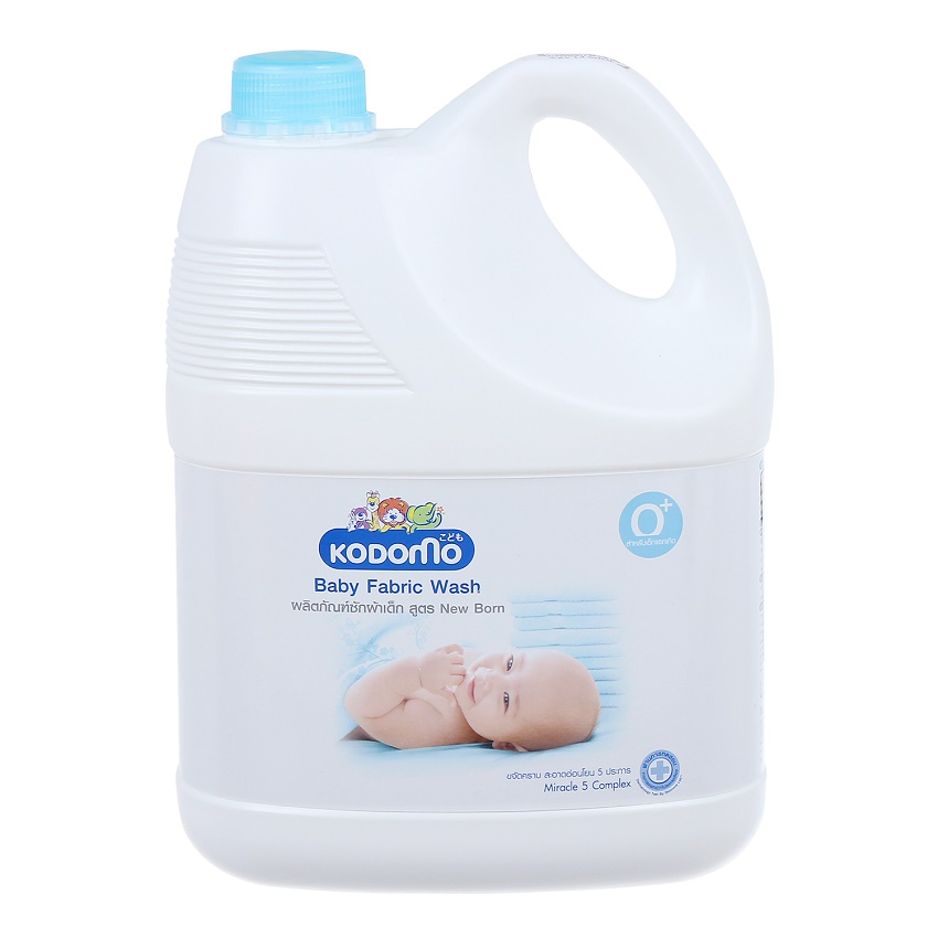 Nước giặt KODOMO Baby Fabric Wash Thái Lan - 3000ml