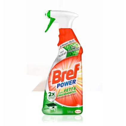 Nước lau chùi Bref-Fett & Eingebranntes 750ml