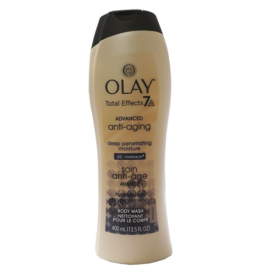 Sữa tắm Olay Total Effects Deep Penetrating Moisture - 400ml