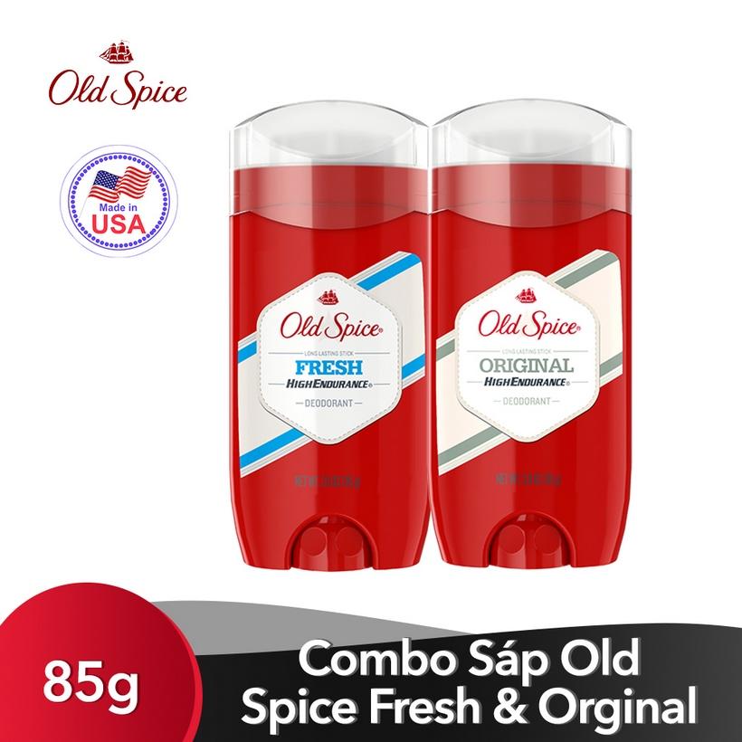Sáp khử mùi Old Spice Stick Fresh 85g