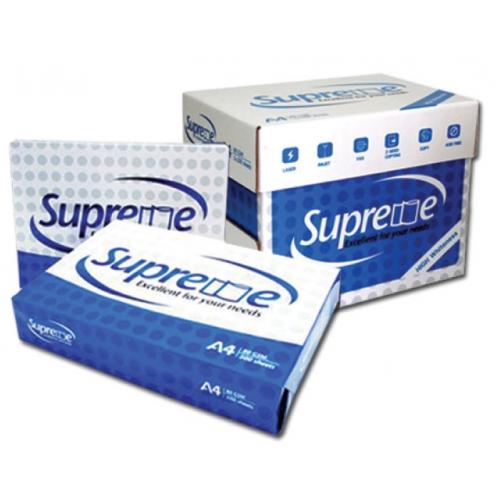 Giấy Supreme 80gsm - A4 (Thailand)