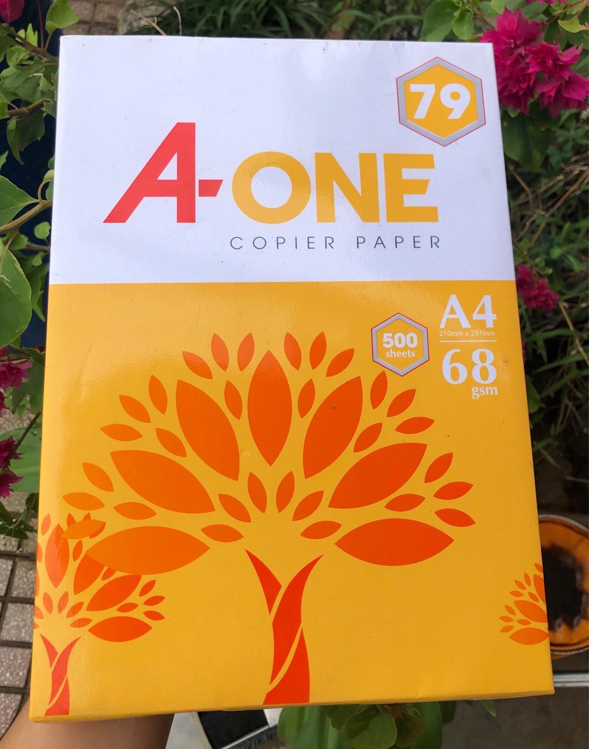 Giấy Aone 68 - A4