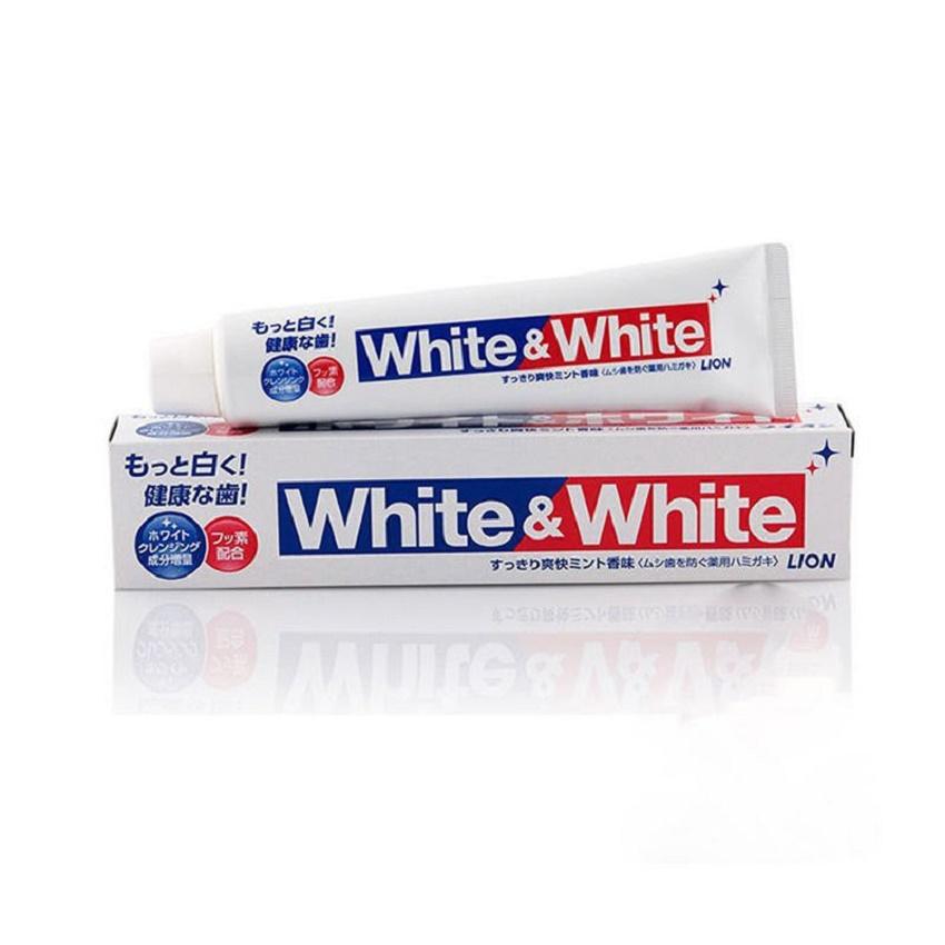 Kem đánh răng White And WhiteNhật Bản