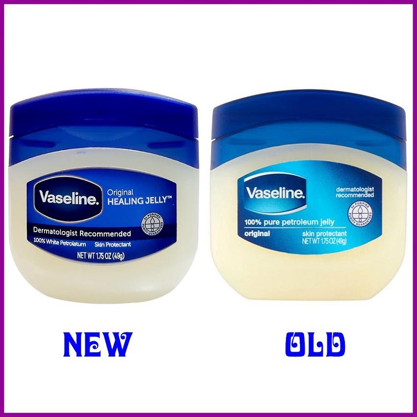 Sáp dưỡng ẩm Vaseline - 49g